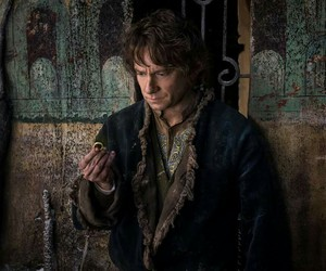 the hobbit, bilbo, and Martin Freeman image