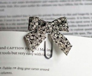 book and bow image