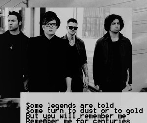 centuries and fall out boy image