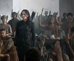 Jennifer Lawrence, part 1, and the hunger games image