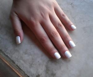 nail, nail art, and white image