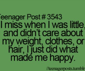 teenager post, quote, and little image