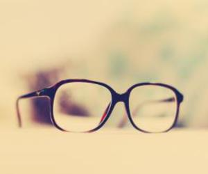glasses, hipster, and lentes image