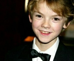 little, thomas sangster, and cute image