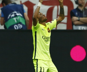 brazil, fc barcelona, and neymar image