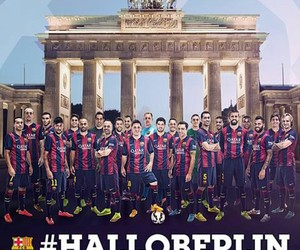 berlin, Barcelona, and messi image
