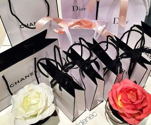 luxury, chanel, and dior image