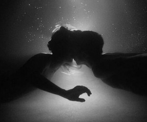 black, silence, and underwater image