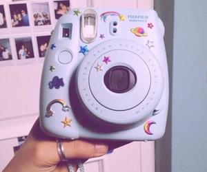 camera and cute image