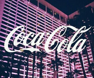 coca cola and summer image