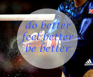 gymnastics and motivation image