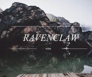 harry potter, ravenclaw, and hogwarts image