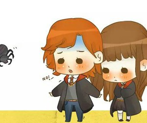 love, harry potter, and sweet image