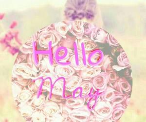 may, my edit, and hello may image