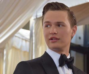 ansel elgort, handsome, and MET image