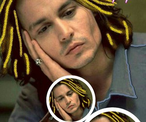 johnny depp and my edit image