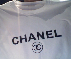 chanel, white, and pale image