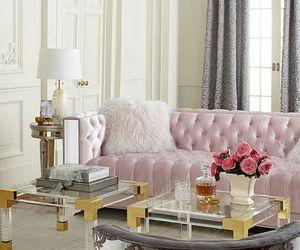 beautiful, decor, and glamour image