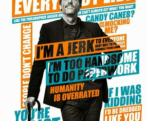 doctor, gregory house, and house image