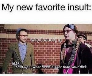 5sos, funny, and insult image