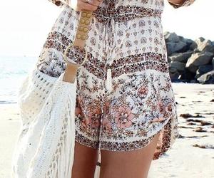 fashion, boho, and summer image