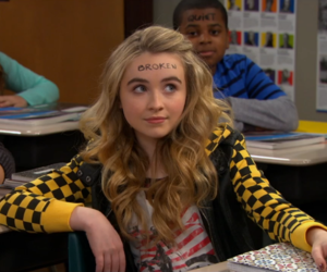 sabrina carpenter, girl meets world, and maya hart image