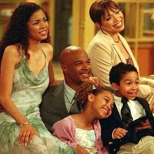tv show, my wife and kids, and damon wayans image