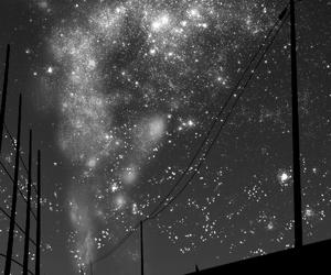 sky, night, and beautiful image