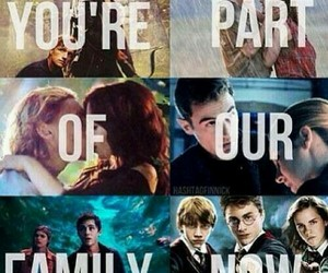 percy jackson, divergent, and harry potter image
