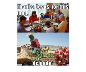 diets, food, and god image