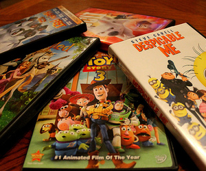 dvd, cute, and bolt image