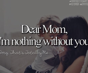 mom and love image