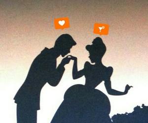 cinderella, disney, and orange tags image