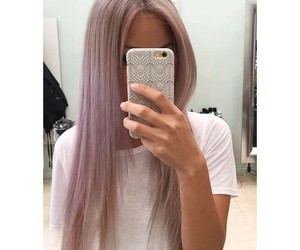 hair, goals, and pink image
