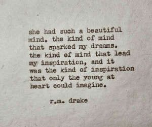 love, r.m. drake, and beautiful image