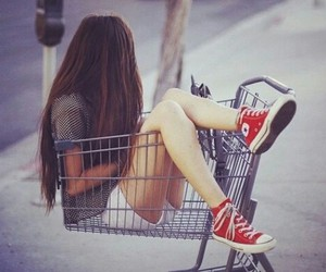 fashion, funny, and girls image