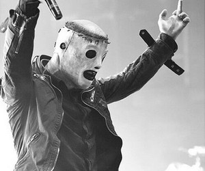lead singer, slipknot, and corey taylor image