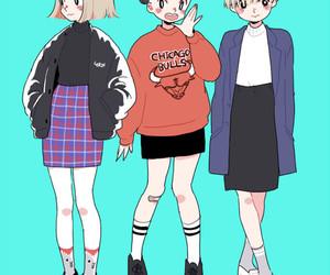 animation, illustration, and anime image