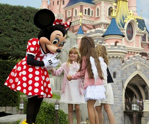 disney, cute, and disneyland image