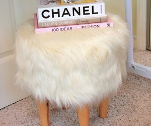 pink book, chanel books, and diamond keychain image