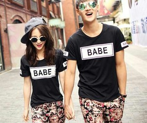 babe, love, and couples image