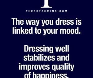 quote, fashion, and happiness image