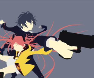 minimalist and black bullet image
