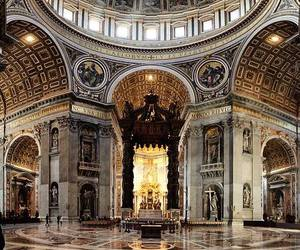 art history, dome, and interior image