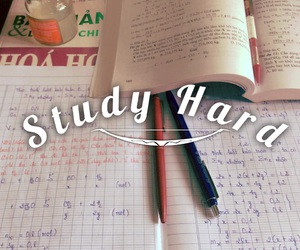 school, study, and time to study image