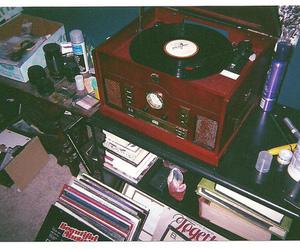 grunge, vintage, and music image