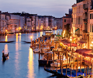 city, venice, and beautiful image