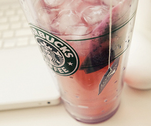 starbucks, drink, and pink image