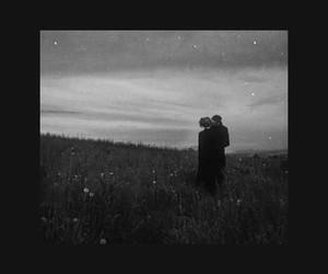 black, laura makabresku, and couple image