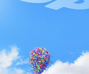 disney, up, and pixar image